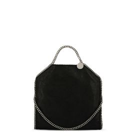 STELLA McCARTNEY Tote D Falabella Shaggy Deer Fold Over Tote f