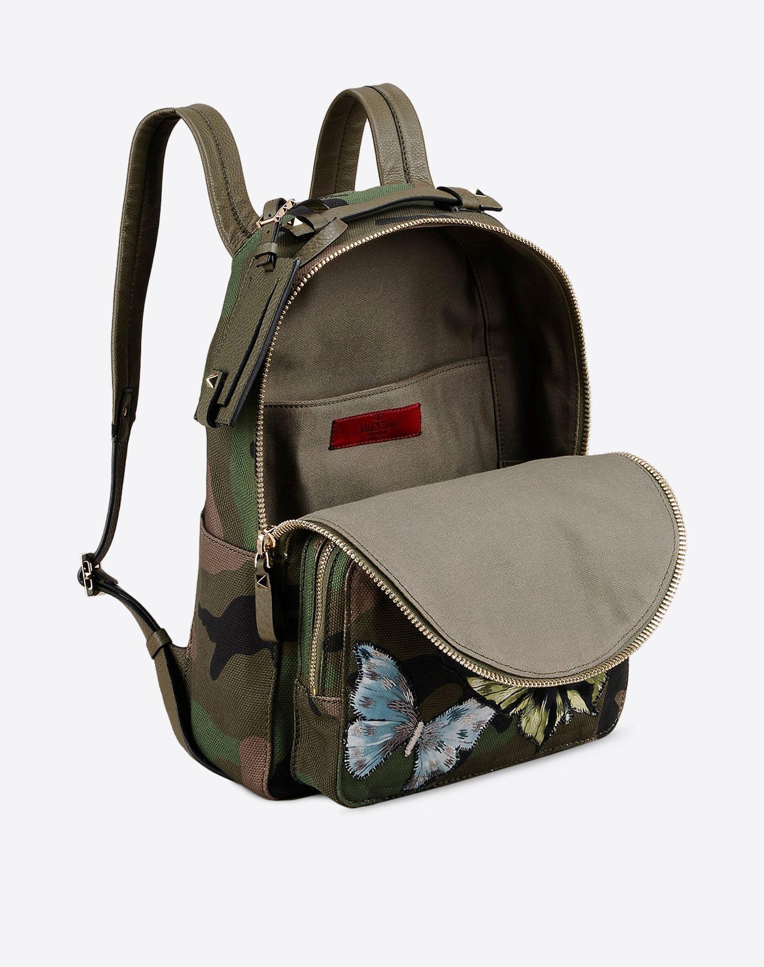 VALENTINO GARAVANI JW2B0858CPG M25 Backpack D e