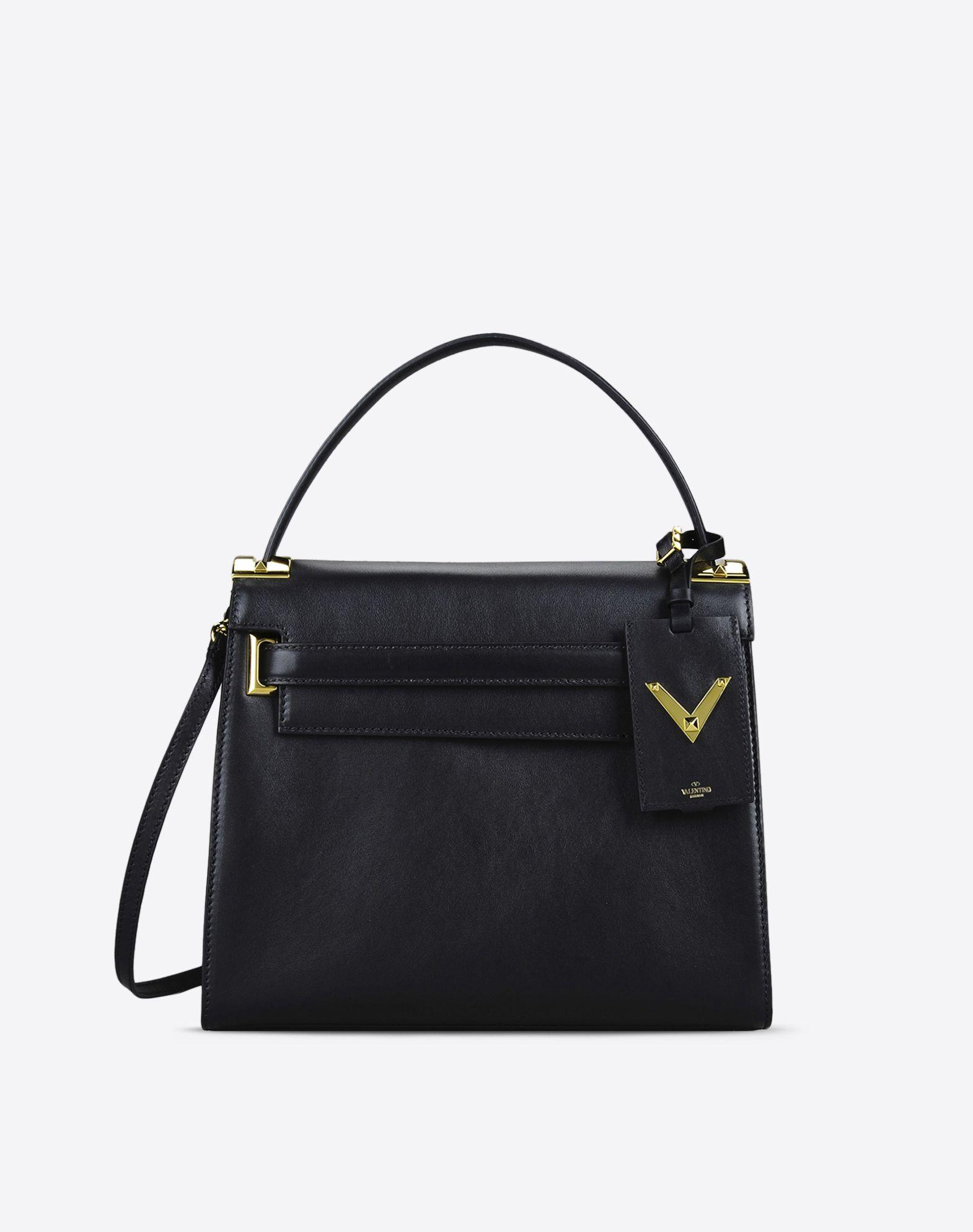 VALENTINO GARAVANI JW2B0977VIT 0NO Double handle bag D f