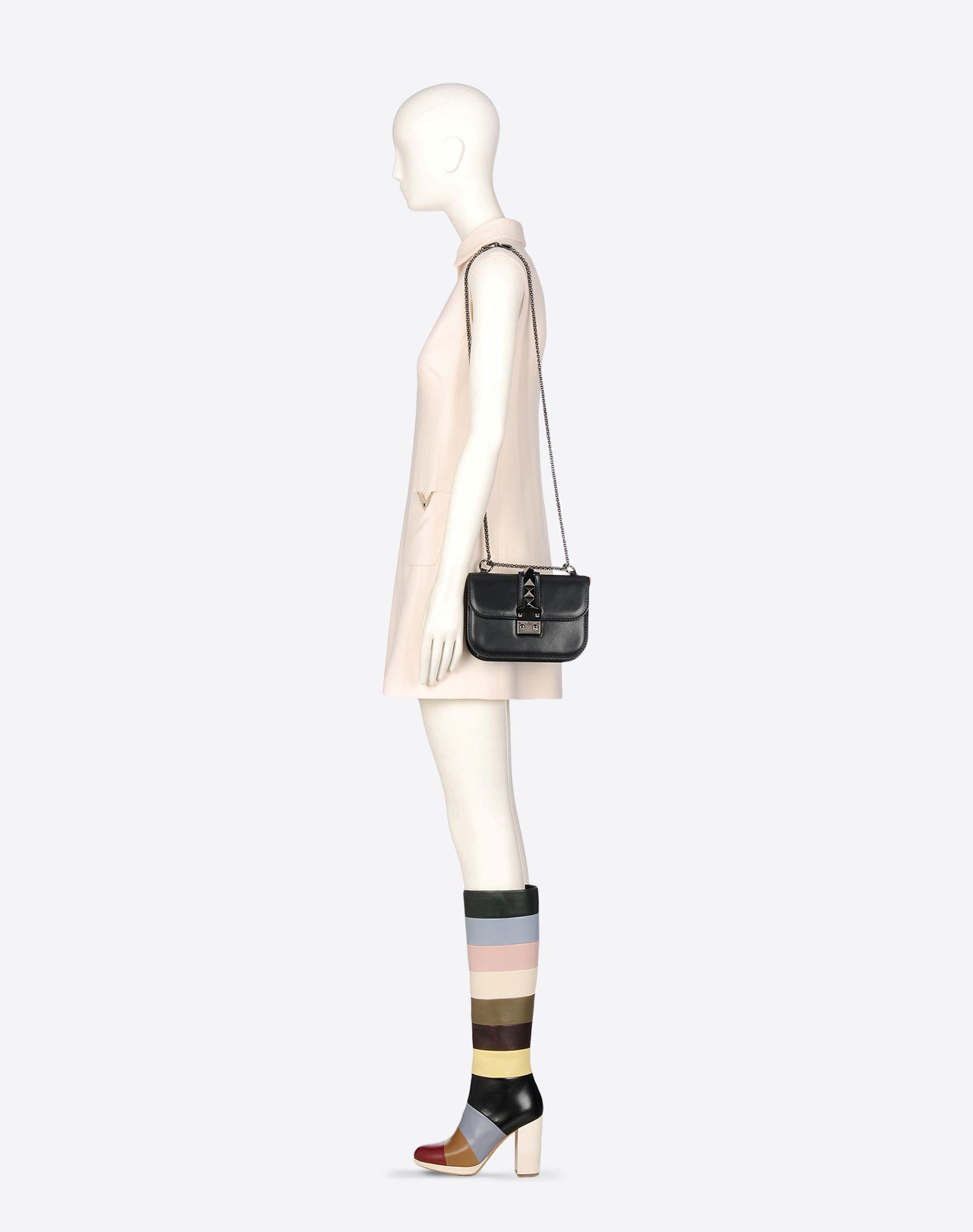 VALENTINO Small chain shoulder bag 45263459jq