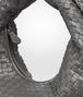 BOTTEGA VENETA MEDIUM VENETA BAG IN NEW LIGHT GREY INTRECCIATO NAPPA Hobo Bag Woman ep
