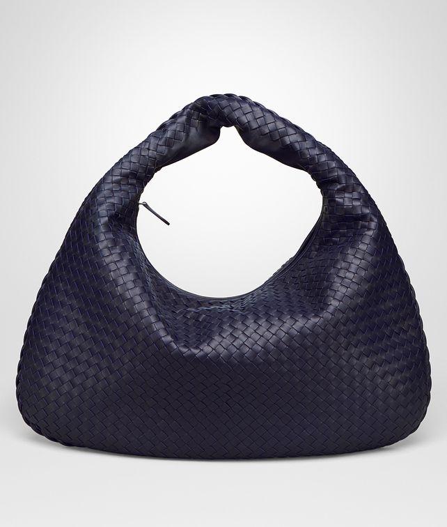 5dce87c036  Bottega Veneta® - MAXI VENETA BAG IN ATLANTIC ...