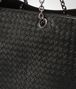 BOTTEGA VENETA LARGE TOTE BAG IN NERO INTRECCIATO NAPPA Top Handle Bag D ep