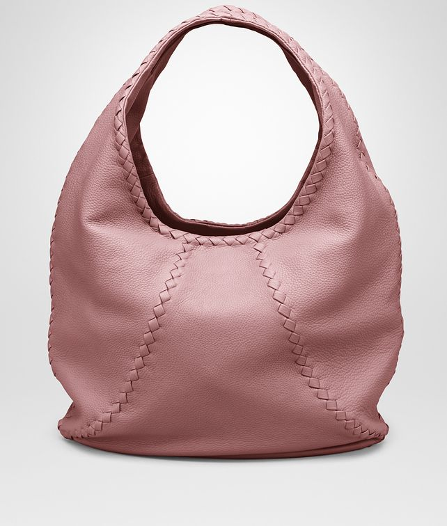 bdac0ff77d Bottega Veneta® - MALLOW CERVO SHOULDER BAG