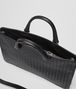 BOTTEGA VENETA BRIEFCASE IN NERO INTRECCIATO CALF Business bag Man dp