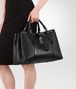 BOTTEGA VENETA ROMA BAG IN NERO NAPPA, AYERS DETAILS Top Handle Bag Woman ap