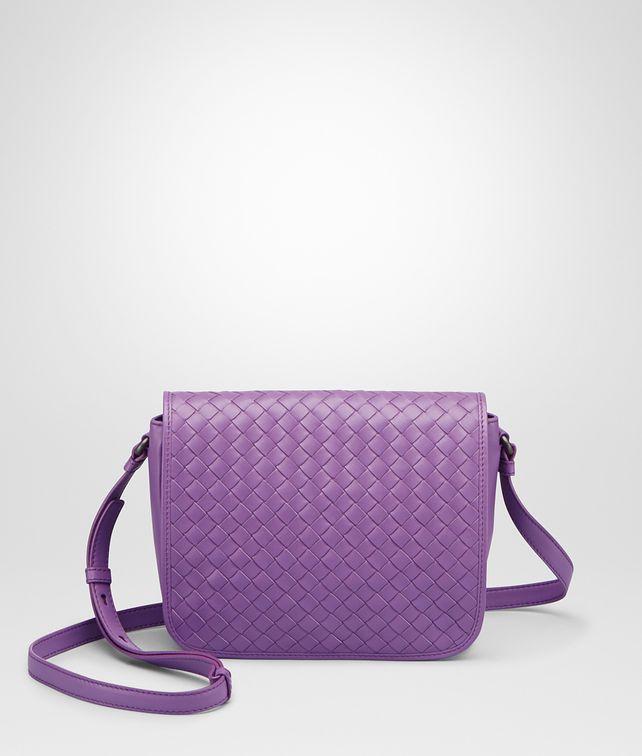 BOTTEGA VENETA BYZANTINE INTRECCIATO NAPPA MESSENGER BAG Crossbody bag       pickupInStoreShipping info    9e60aceaaf447