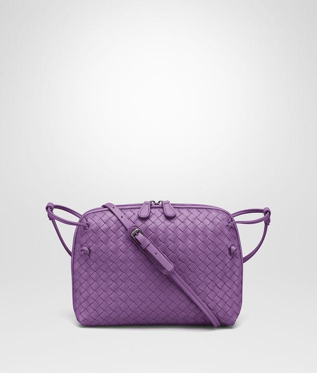 BOTTEGA VENETA MESSENGER BAG IN BYZANTINE INTRECCIATO NAPPA Crossbody and  Belt Bags      2b212e8d62f62