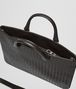 BOTTEGA VENETA BRIEFCASE IN MORO INTRECCIATO CALF Business bag U dp