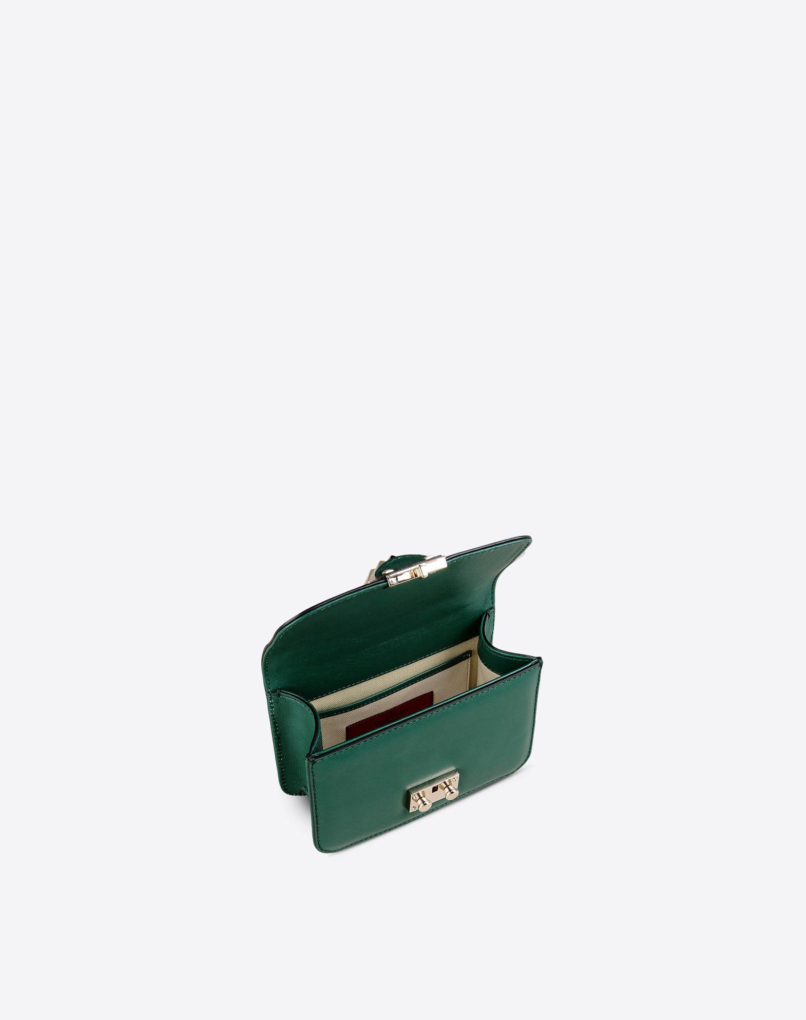 VALENTINO Mini chain shoulder bag 45267683md