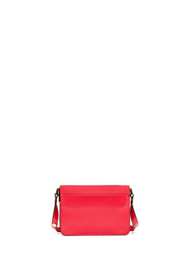 Marni Borsa MINI TRUNK in vitello box bicolore Donna