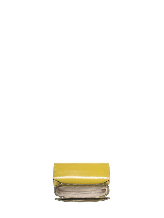 Marni SCULPTURE bag in shiny calfskin Woman - 4