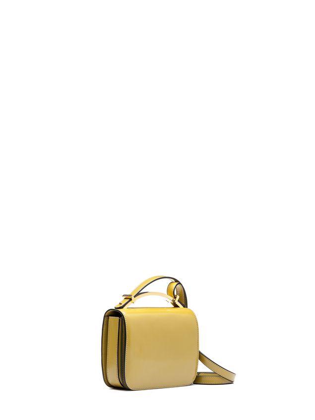 Marni SCULPTURE bag in shiny calfskin Woman - 2