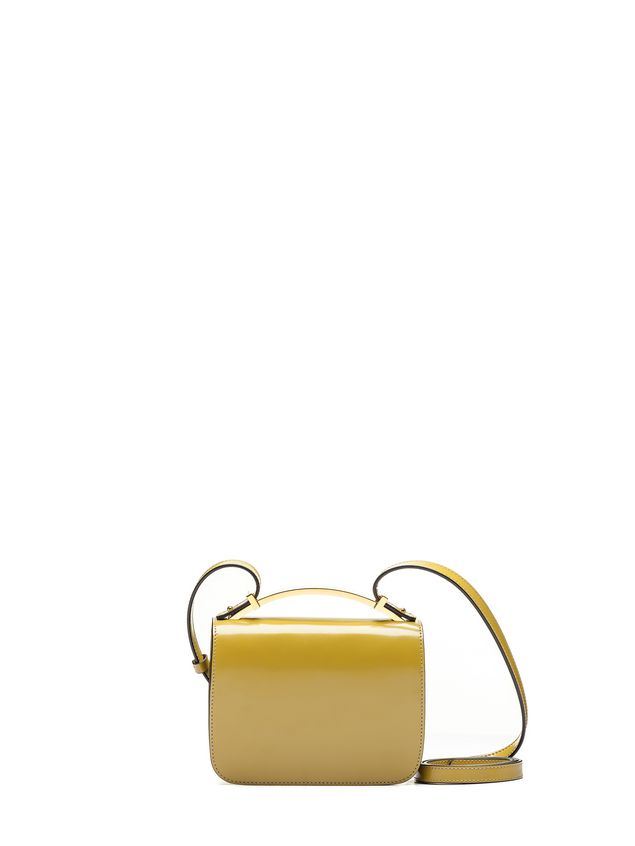 Marni SCULPTURE bag in shiny calfskin Woman - 1