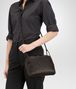 BOTTEGA VENETA ESPRESSO INTRECCIATO NAPPA LEATHER NODINI BAG Crossbody bag D ap