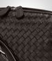 BOTTEGA VENETA MESSENGER BAG IN ESPRESSO INTRECCIATO NAPPA Crossbody bag D ep