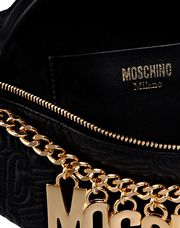 Fanny pack Woman MOSCHINO