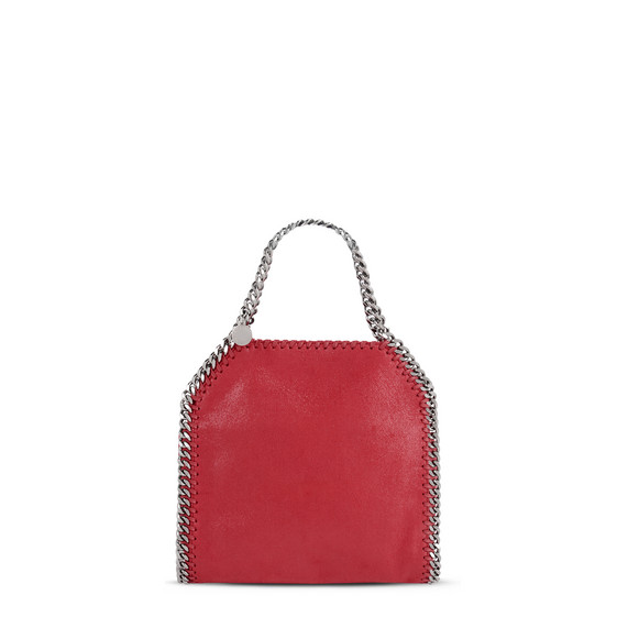 Cherry Falabella Shaggy Deer Mini Tote