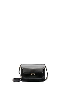 Marni MINI TRUNK bag in buffalo Woman