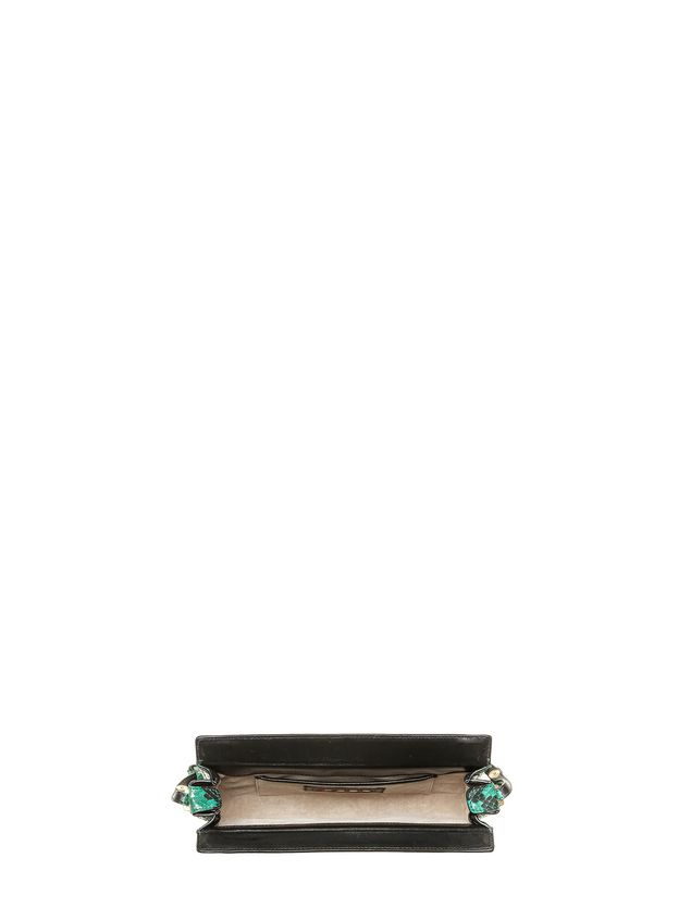Marni Runway BOOK bag in python Woman - 4