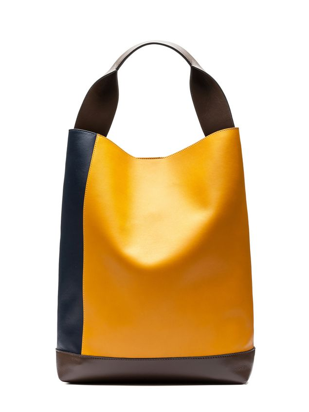 Marni POD bag in tri-colored lambskin Woman - 3