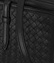 BOTTEGA VENETA SHOULDER BAG IN NERO INTRECCIATO NAPPA  Shoulder Bag Woman ep