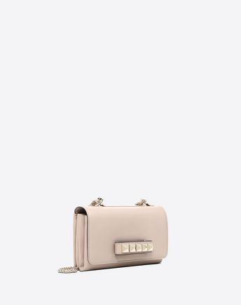 VALENTINO GARAVANI Shoulder bag D Free Rockstud Spike Small Chain Bag r