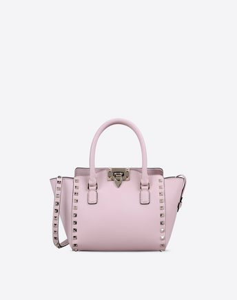 VALENTINO Rockstud mini double handle bag 45276560UQ
