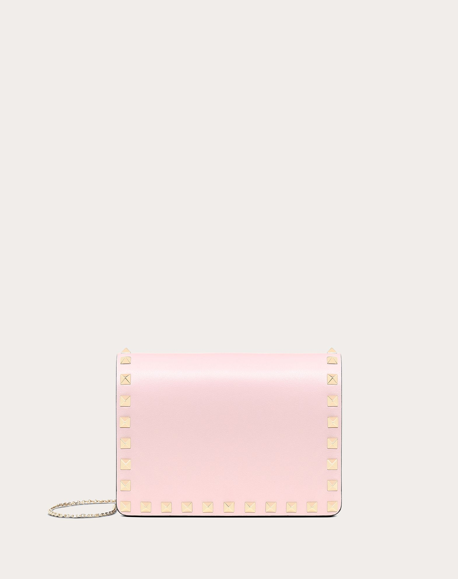 VALENTINO Contrasting applications Magnetic closure  45277729sv