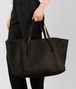 BOTTEGA VENETA CESTA TOTE BAG AUS INTRECCIATO NAPPA IN ESPRESSO Shopper Damen ap