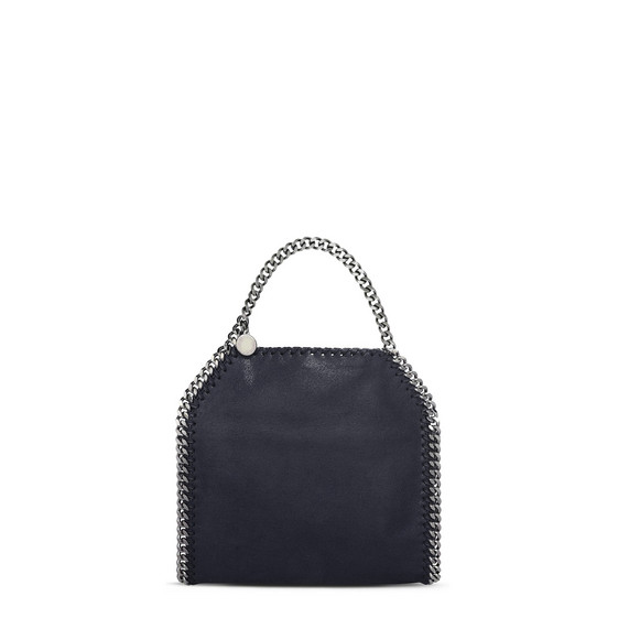 Navy Falabella Deer Mini Tote