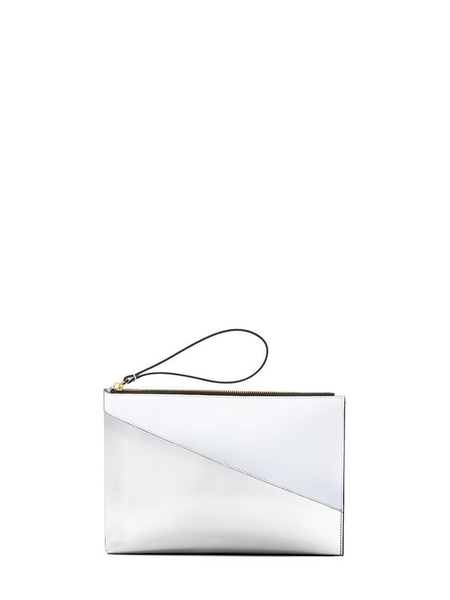 Marni Clutch in calfskin -  Limited Edition Woman - 1
