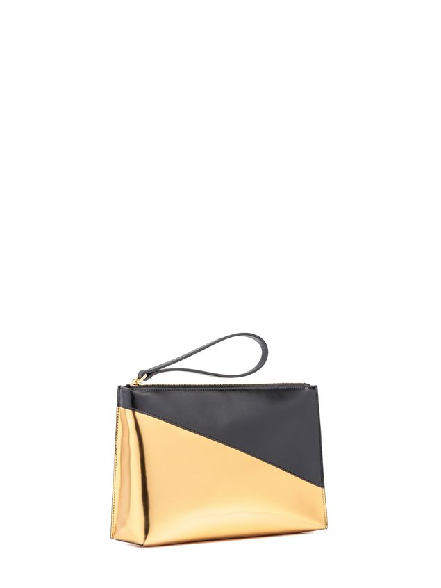 Marni Clutch in calfskin -  Limited Edition Woman - 2
