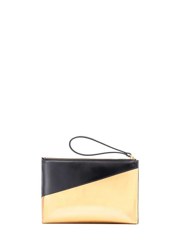Marni Clutch in calfskin -  Limited Edition Woman - 3