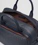 BOTTEGA VENETA TRAVEL BAG IN LIGHT TOURMALINE INTRECCIATO VN  Luggage E dp