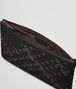 BOTTEGA VENETA MEDIUM DOCUMENT CASE IN NERO INTRECCIATO NAPPA AYERS Other Leather Accessory Woman ap