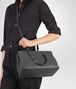 BOTTEGA VENETA BORSA A MANO MEDIA IN INTRECCIATO NAPPA NEW LIGHT GREY Borsa a Mano Donna lp