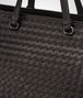 BOTTEGA VENETA ESPRESSO INTRECCIATO NAPPA LARGE TOP HANDLE BAG Top Handle Bag Woman ep