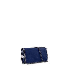 Bluebird Falabella Shaggy Deer Cross Body Bag