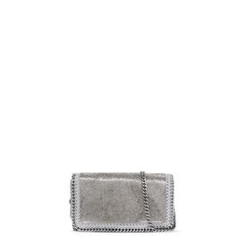 STELLA McCARTNEY Falabella Shoulder bags D Falabella Crystal Stones Cross Body Bag f