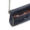 STELLA McCARTNEY Navy Falabella Shaggy Deer Mini Bag Falabella Mini Bags D e