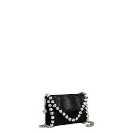 Falabella Shaggy Deer Tiny Fold Over Tote