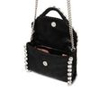 STELLA McCARTNEY Falabella Shaggy Deer Tiny Fold Over Tote Falabella Mini Bags D e