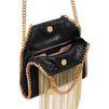 STELLA McCARTNEY Falabella Chain Fringed Tiny Tote Falabella Mini Bags D e