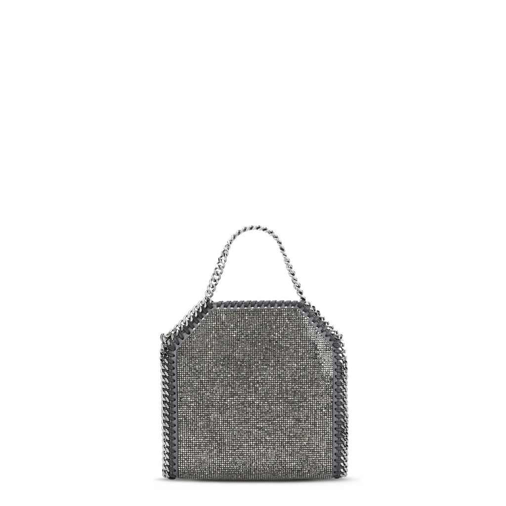 Falabella Crystal Stones Tiny Tote - STELLA MCCARTNEY