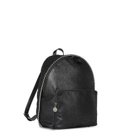 Black Falabella Shaggy Deer Backpack