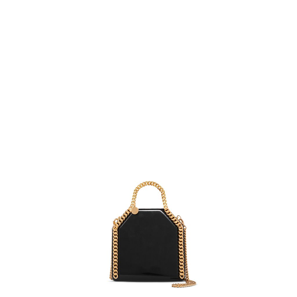 Falabella Plexy Clutch - STELLA MCCARTNEY