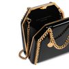 STELLA McCARTNEY Falabella Plexy Clutch Falabella Clutches D e