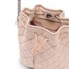 STELLA McCARTNEY Falabella Studded Quilted Bucket bag Falabella Shoulder bags D e