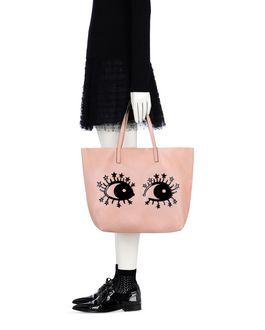 "REDValentino Shopping with  ""eyes"" detail"